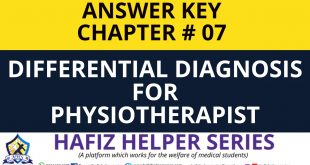 Elsevier: Goodman & Snyder: Differential Diagnosis for Physical Therapists Screening for Referral|| Chapter 07 (Answer Key)