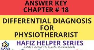 Elsevier: Goodman & Snyder: Differential Diagnosis for Physical Therapists Screening for Referral|| Chapter 18 (Answer Key)