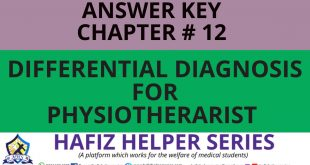 Elsevier: Goodman & Snyder: Differential Diagnosis for Physical Therapists Screening for Referral|| Chapter 12 (Answer Key)